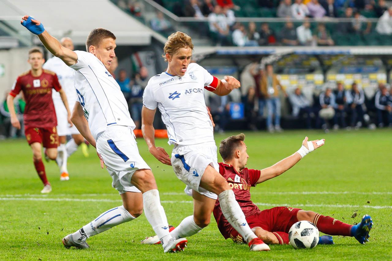 Legia Warszawa 1-0 Lech Poznań - fot. Piotr Galas (zdjęcie 80 z 105)