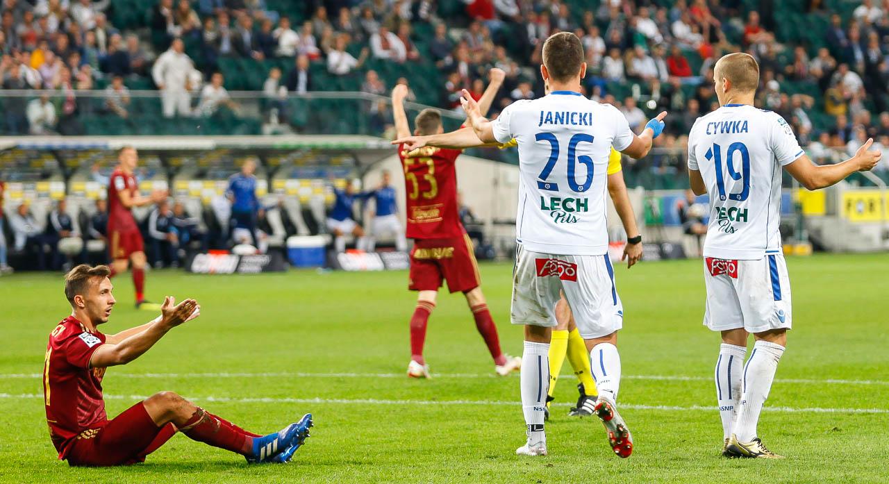 Legia Warszawa 1-0 Lech Poznań - fot. Piotr Galas (zdjęcie 81 z 105)