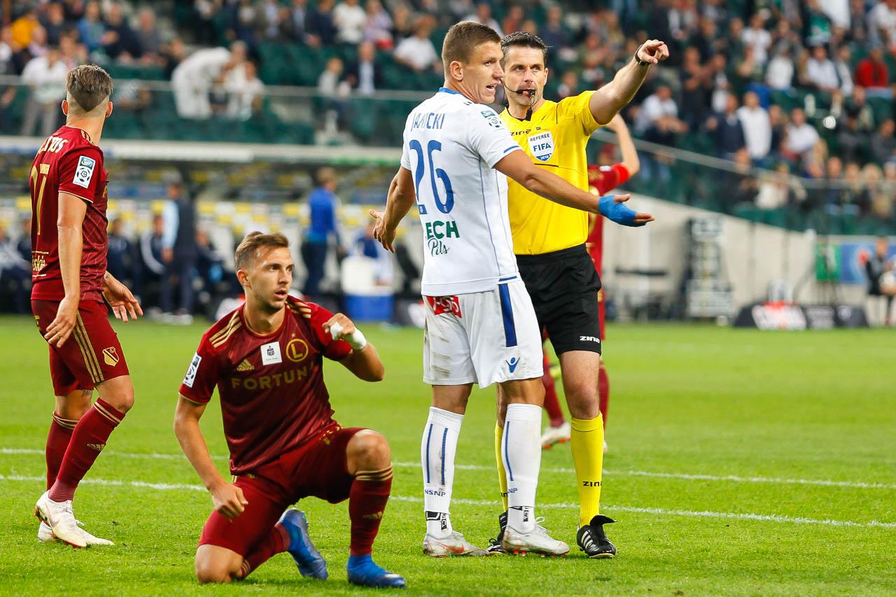 Legia Warszawa 1-0 Lech Poznań - fot. Piotr Galas (zdjęcie 82 z 105)