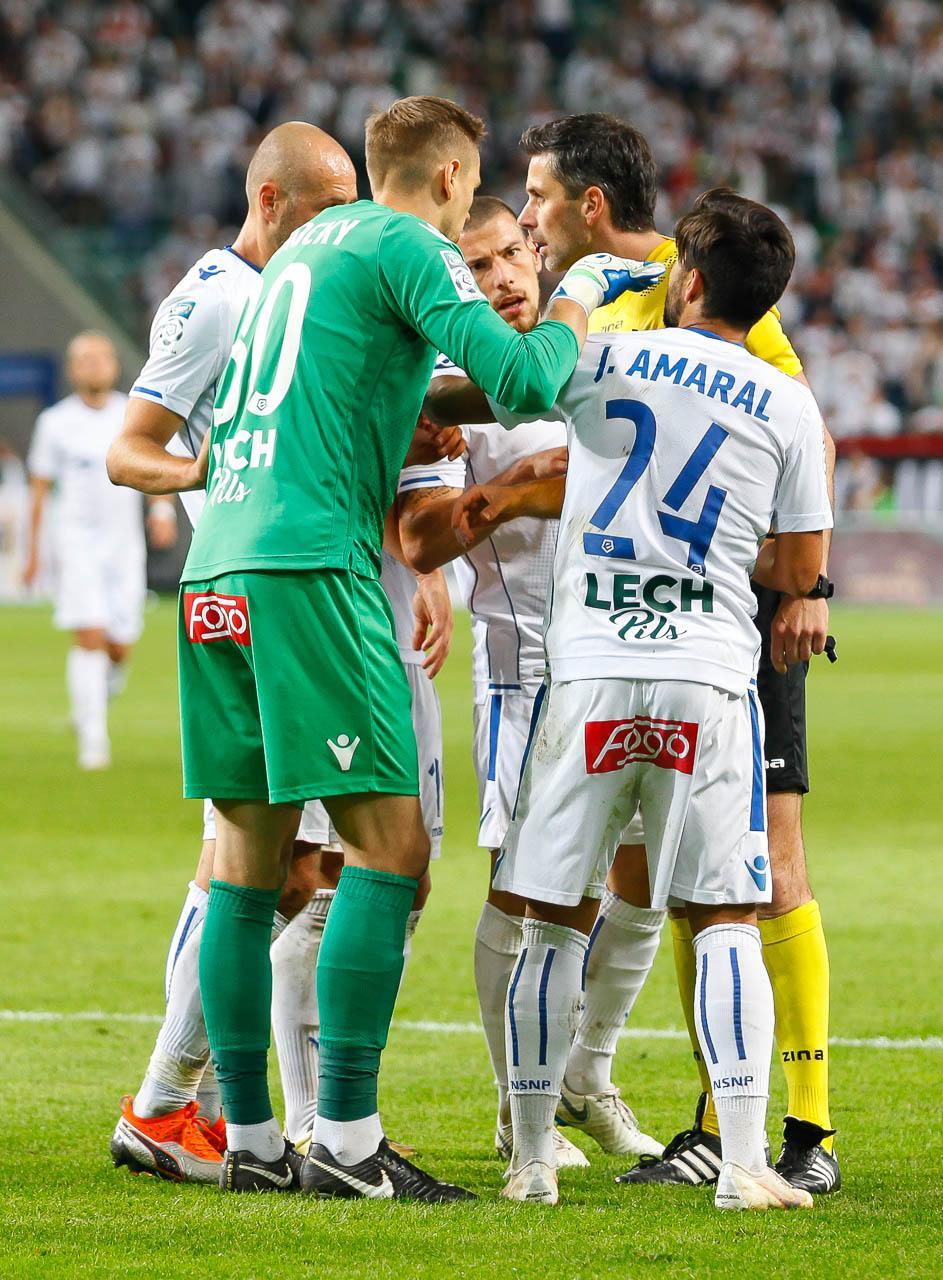 Legia Warszawa 1-0 Lech Poznań - fot. Piotr Galas (zdjęcie 84 z 105)