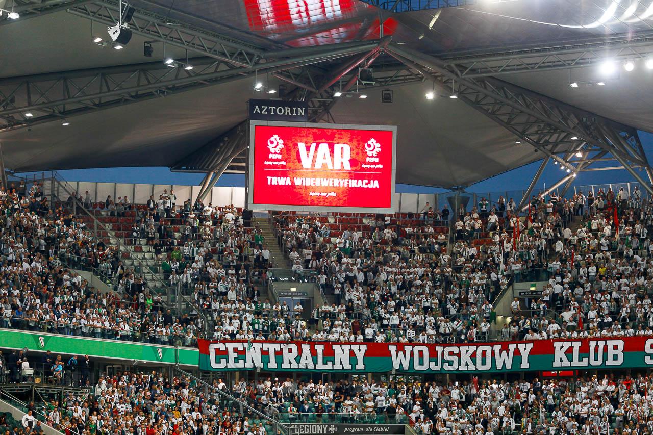 Legia Warszawa 1-0 Lech Poznań - fot. Piotr Galas (zdjęcie 87 z 105)