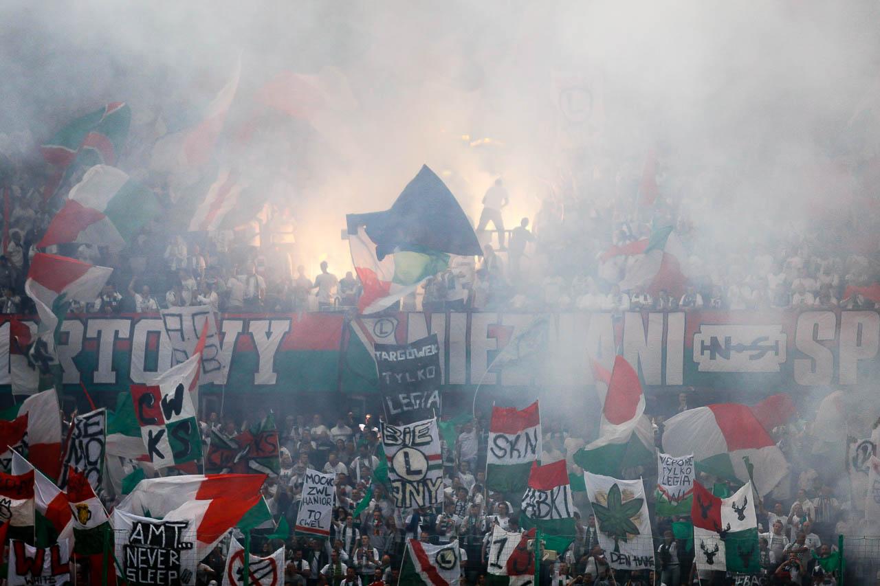 Legia Warszawa 1-0 Lech Poznań - fot. Piotr Galas (zdjęcie 89 z 105)