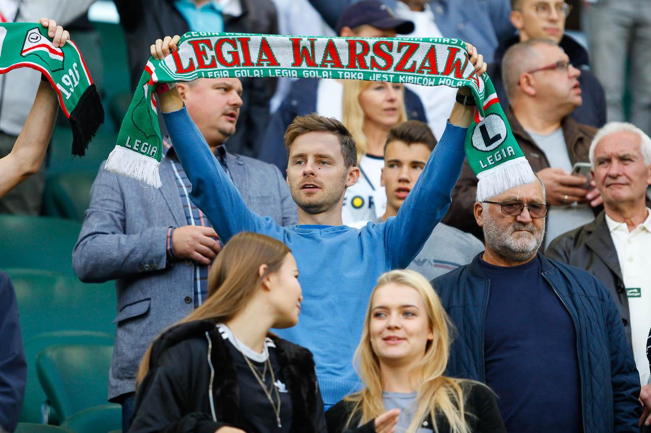 Legia Warszawa 1-0 Lech Poznań - fot. Piotr Galas (zdjęcie 9 z 105)