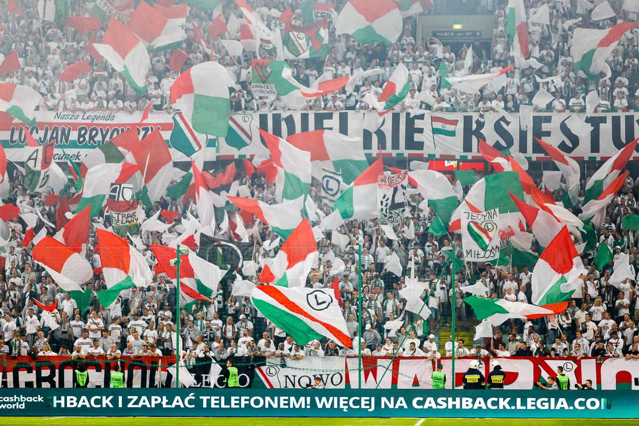 Legia Warszawa 1-0 Lech Poznań - fot. Piotr Galas (zdjęcie 91 z 105)