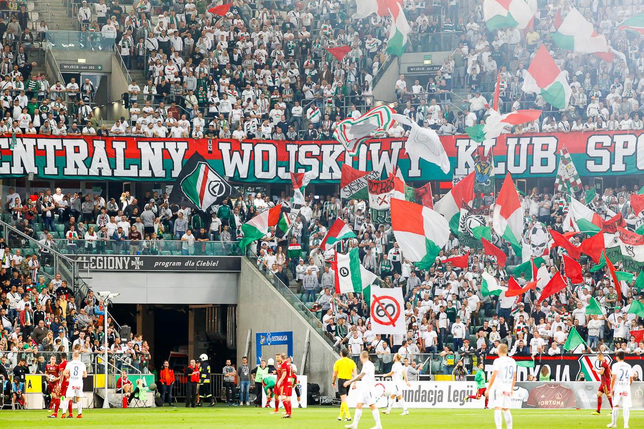 Legia Warszawa 1-0 Lech Poznań - fot. Piotr Galas (zdjęcie 92 z 105)