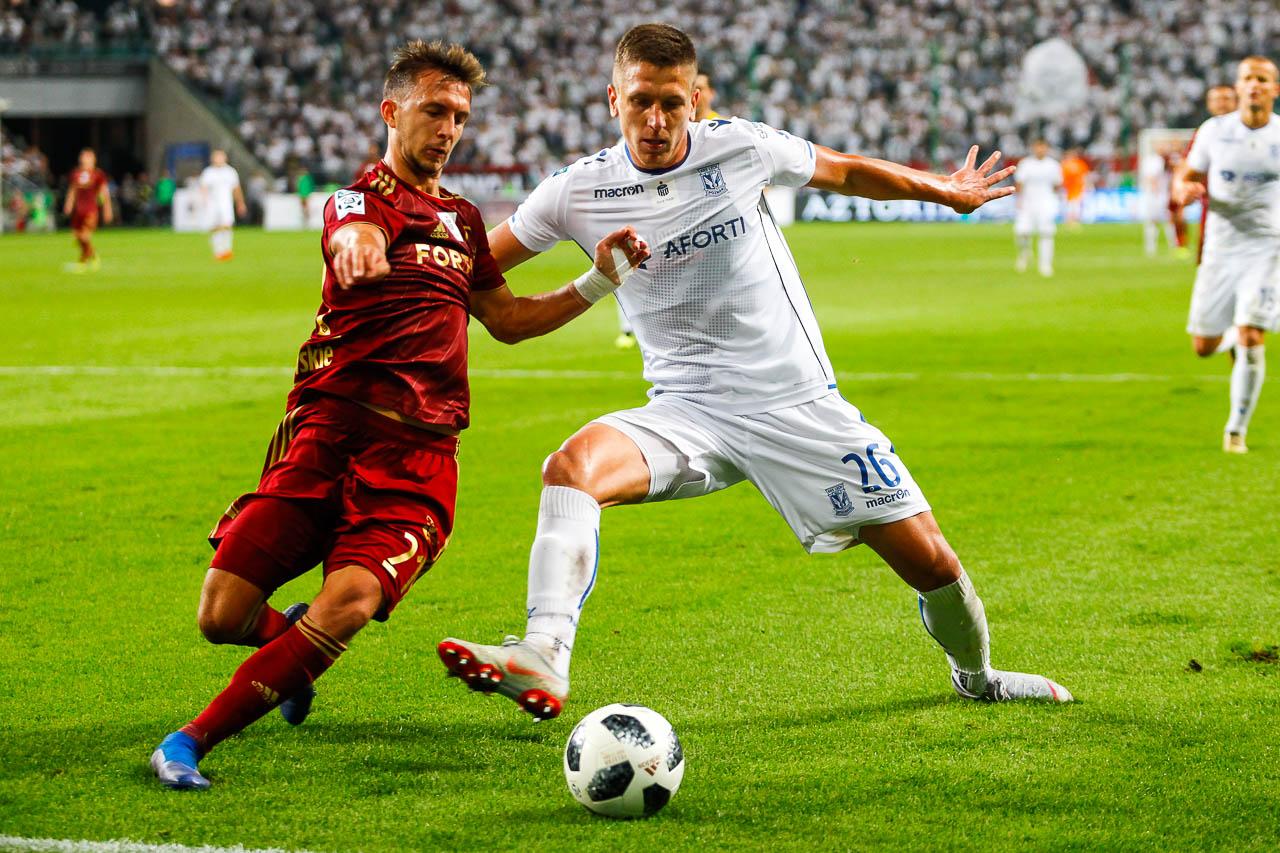 Legia Warszawa 1-0 Lech Poznań - fot. Piotr Galas (zdjęcie 93 z 105)