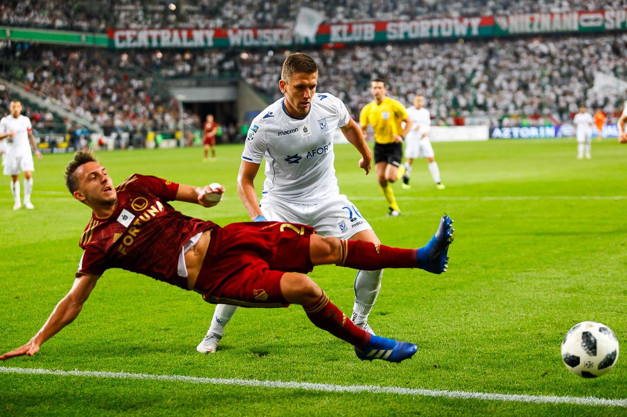 Legia Warszawa 1-0 Lech Poznań - fot. Piotr Galas (zdjęcie 94 z 105)