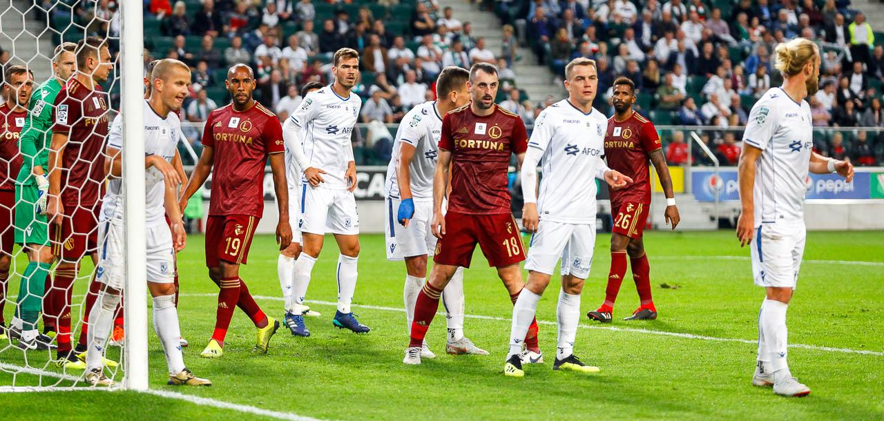 Legia Warszawa 1-0 Lech Poznań - fot. Piotr Galas (zdjęcie 95 z 105)