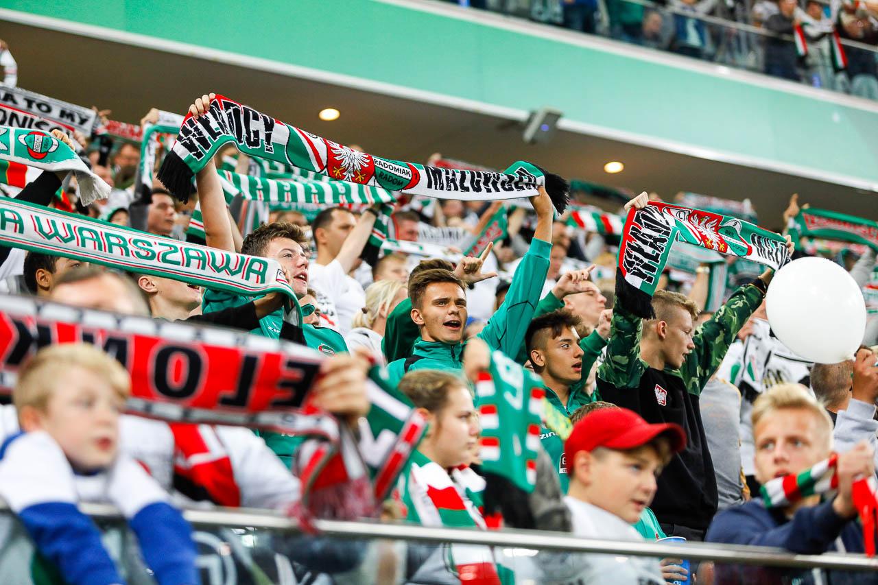 Legia Warszawa 1-0 Lech Poznań - fot. Piotr Galas (zdjęcie 97 z 105)