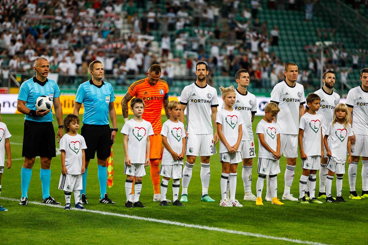 Legia Warszawa 0-2 Spartak Trnava - fot. Piotr Galas (zdjęcie 13 z 84)