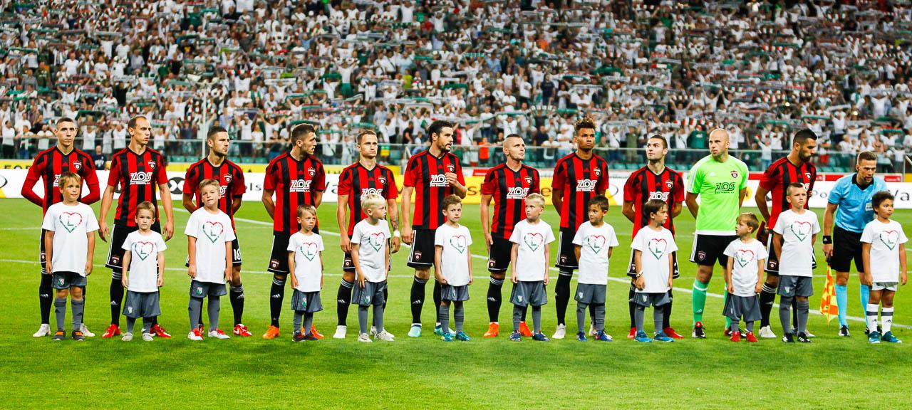 Legia Warszawa 0-2 Spartak Trnava - fot. Piotr Galas (zdjęcie 14 z 84)