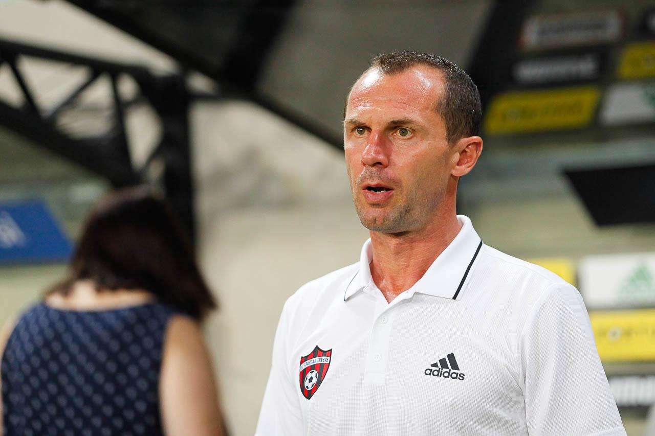 Legia Warszawa 0-2 Spartak Trnava - fot. Piotr Galas (zdjęcie 15 z 84)