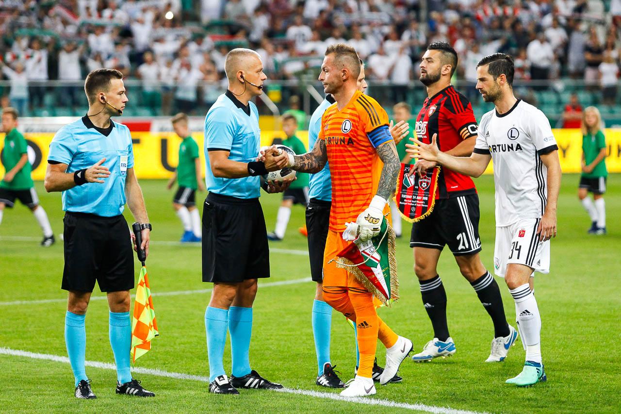Legia Warszawa 0-2 Spartak Trnava - fot. Piotr Galas (zdjęcie 16 z 84)