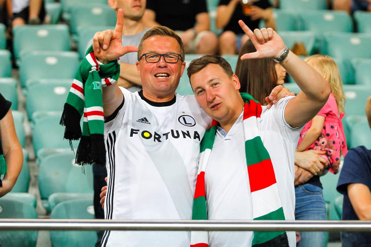 Legia Warszawa 0-2 Spartak Trnava - fot. Piotr Galas (zdjęcie 18 z 84)