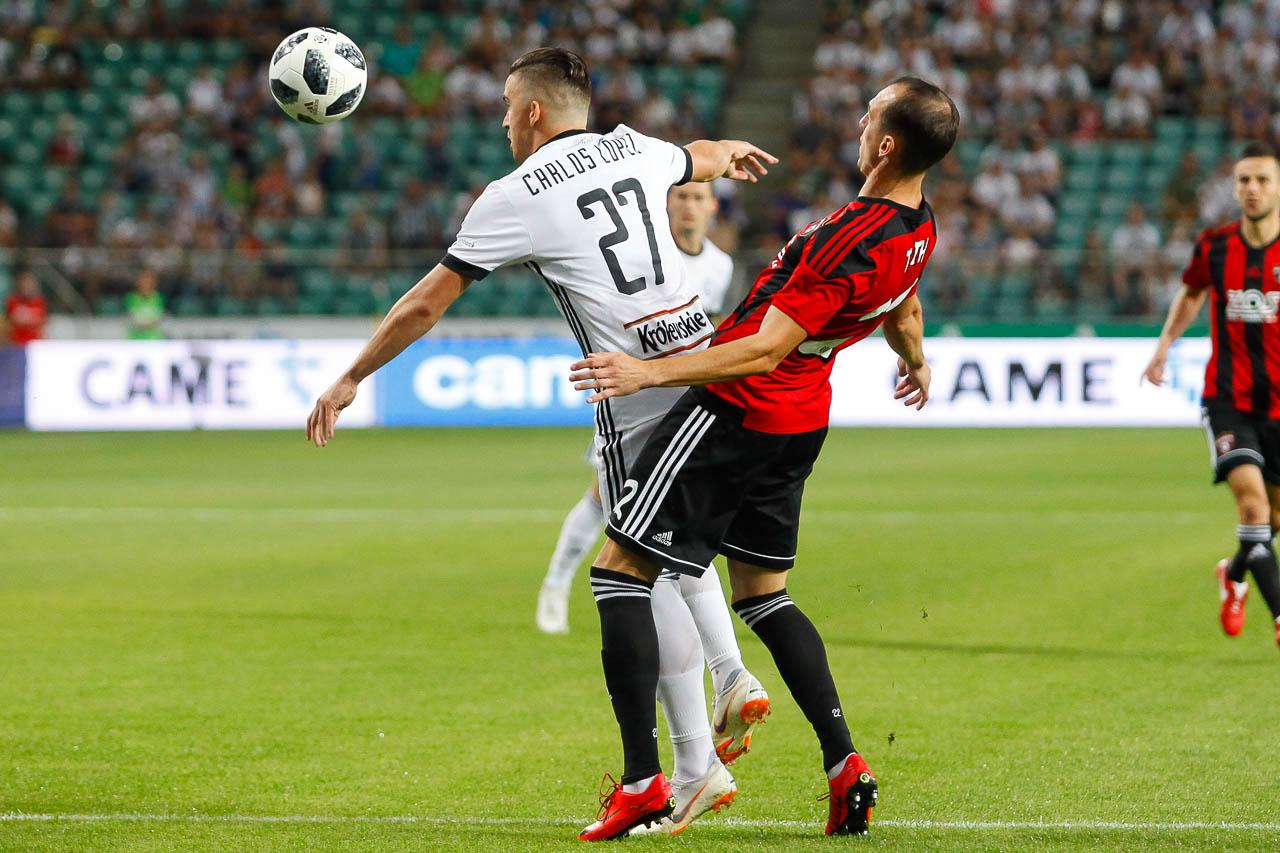 Legia Warszawa 0-2 Spartak Trnava - fot. Piotr Galas (zdjęcie 21 z 84)