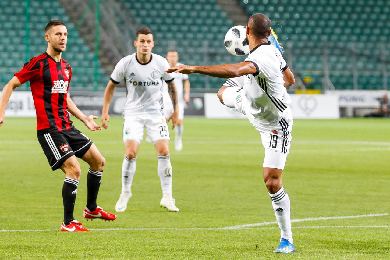 Legia Warszawa 0-2 Spartak Trnava - fot. Piotr Galas (zdjęcie 22 z 84)