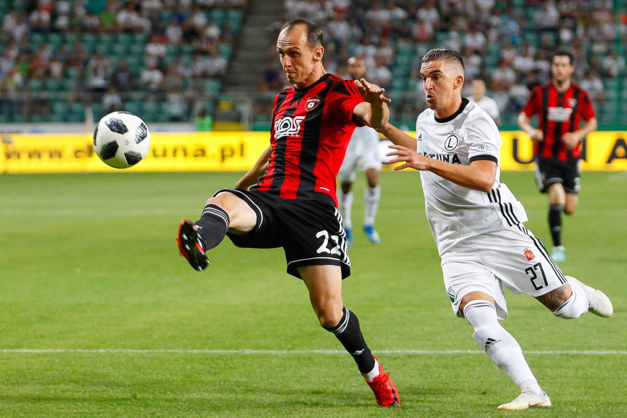 Legia Warszawa 0-2 Spartak Trnava - fot. Piotr Galas (zdjęcie 25 z 84)