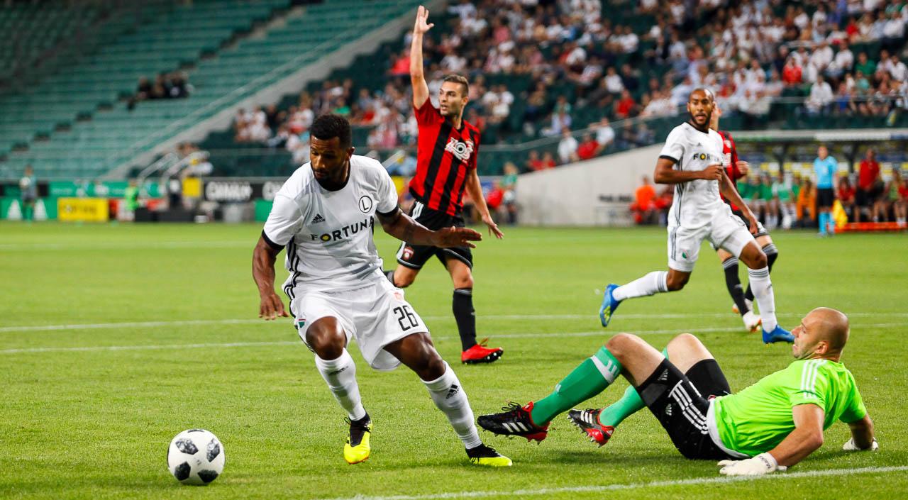 Legia Warszawa 0-2 Spartak Trnava - fot. Piotr Galas (zdjęcie 26 z 84)