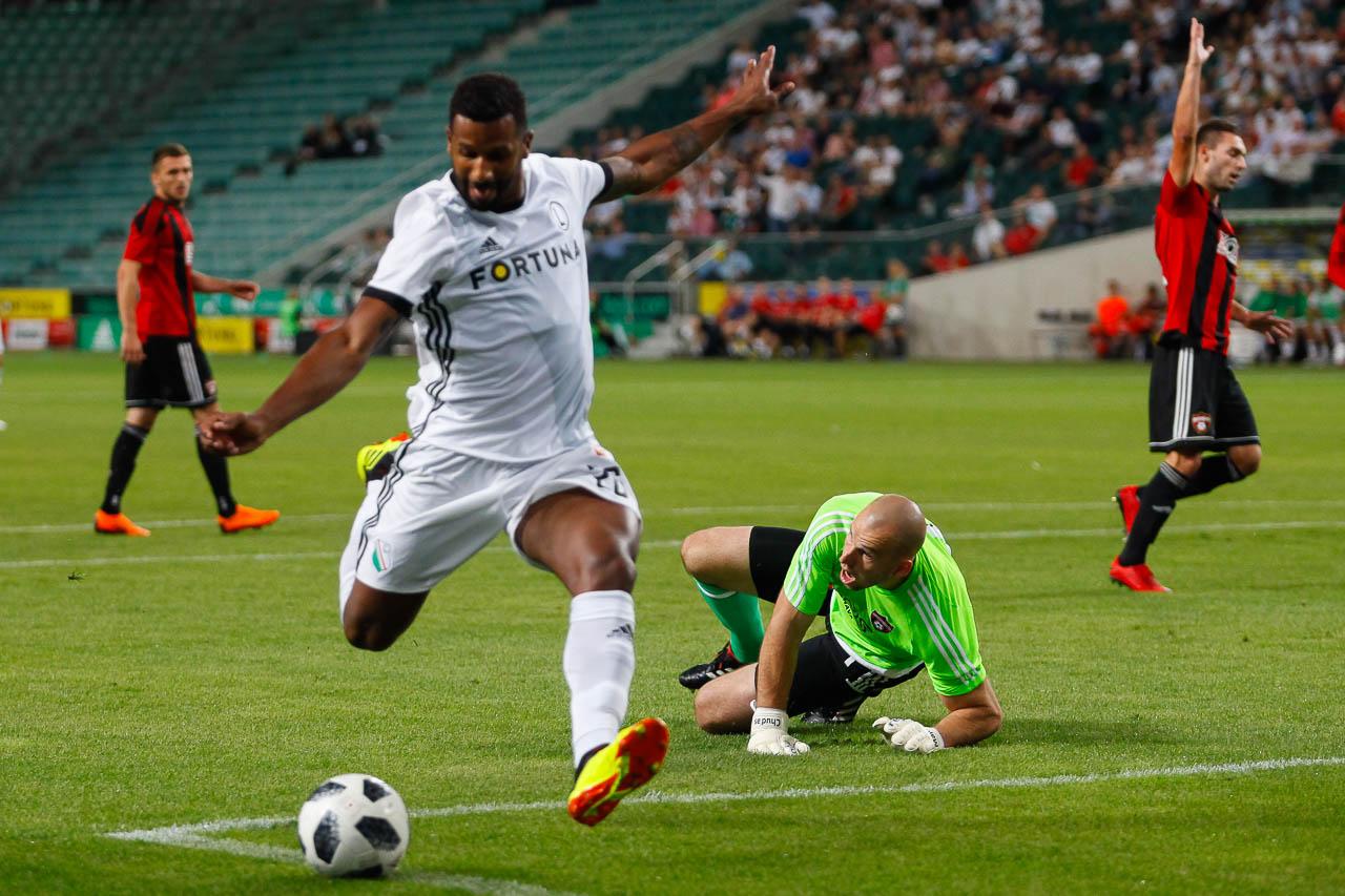 Legia Warszawa 0-2 Spartak Trnava - fot. Piotr Galas (zdjęcie 27 z 84)