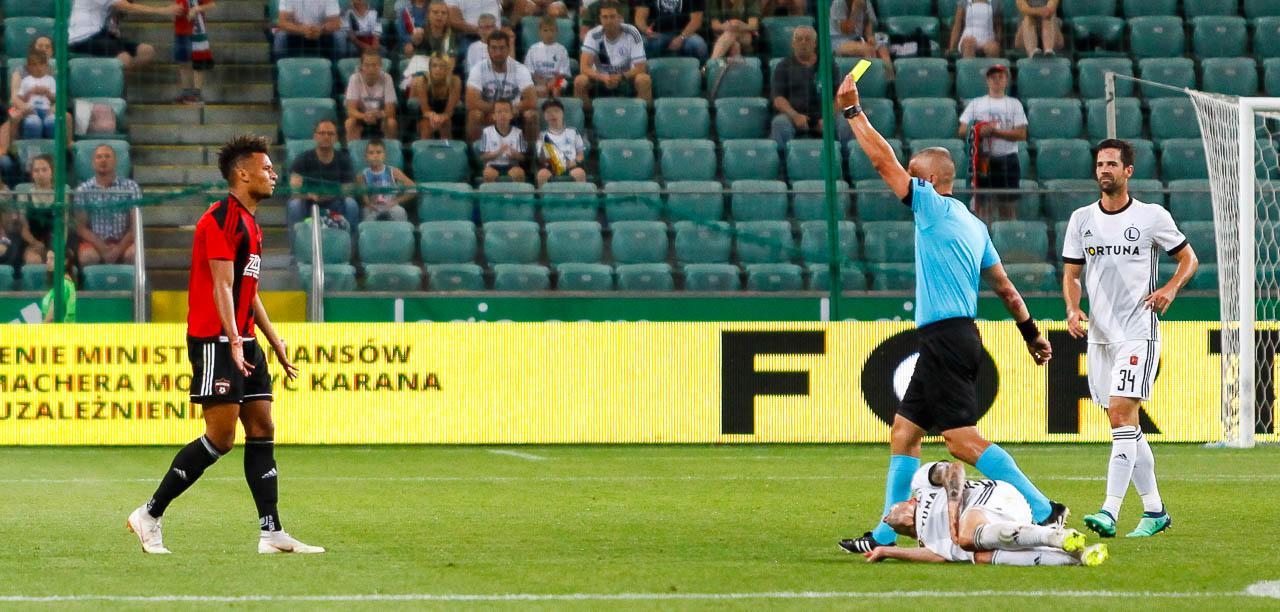 Legia Warszawa 0-2 Spartak Trnava - fot. Piotr Galas (zdjęcie 29 z 84)