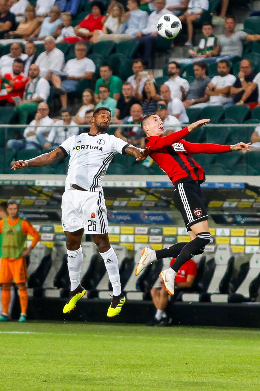 Legia Warszawa 0-2 Spartak Trnava - fot. Piotr Galas (zdjęcie 31 z 84)