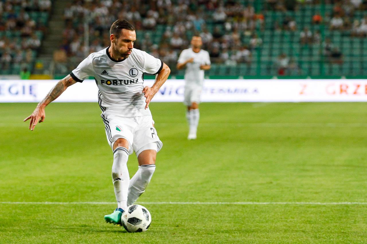 Legia Warszawa 0-2 Spartak Trnava - fot. Piotr Galas (zdjęcie 33 z 84)