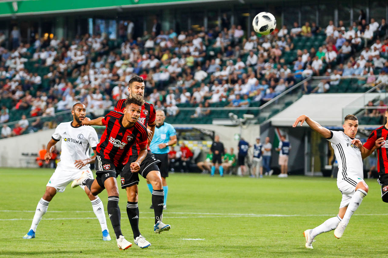 Legia Warszawa 0-2 Spartak Trnava - fot. Piotr Galas (zdjęcie 35 z 84)