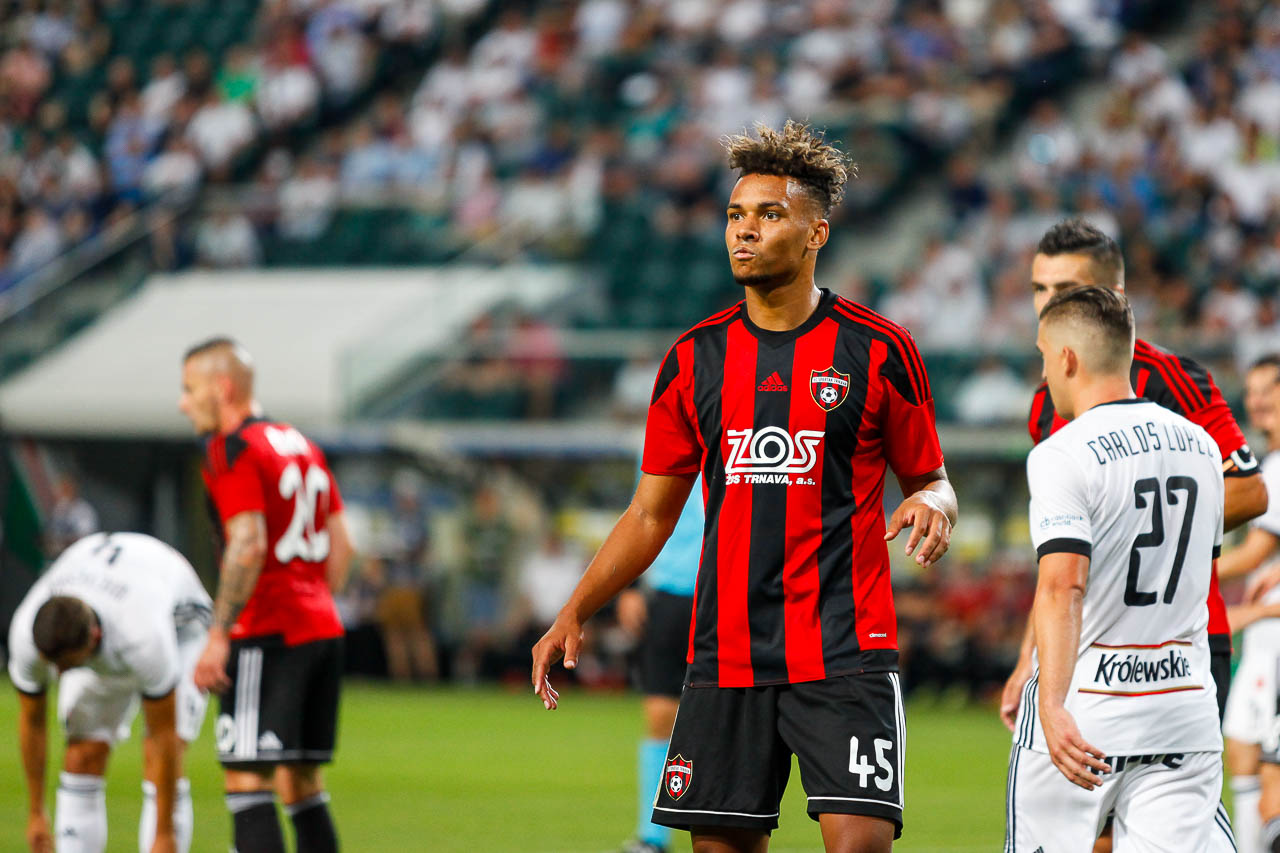 Legia Warszawa 0-2 Spartak Trnava - fot. Piotr Galas (zdjęcie 36 z 84)