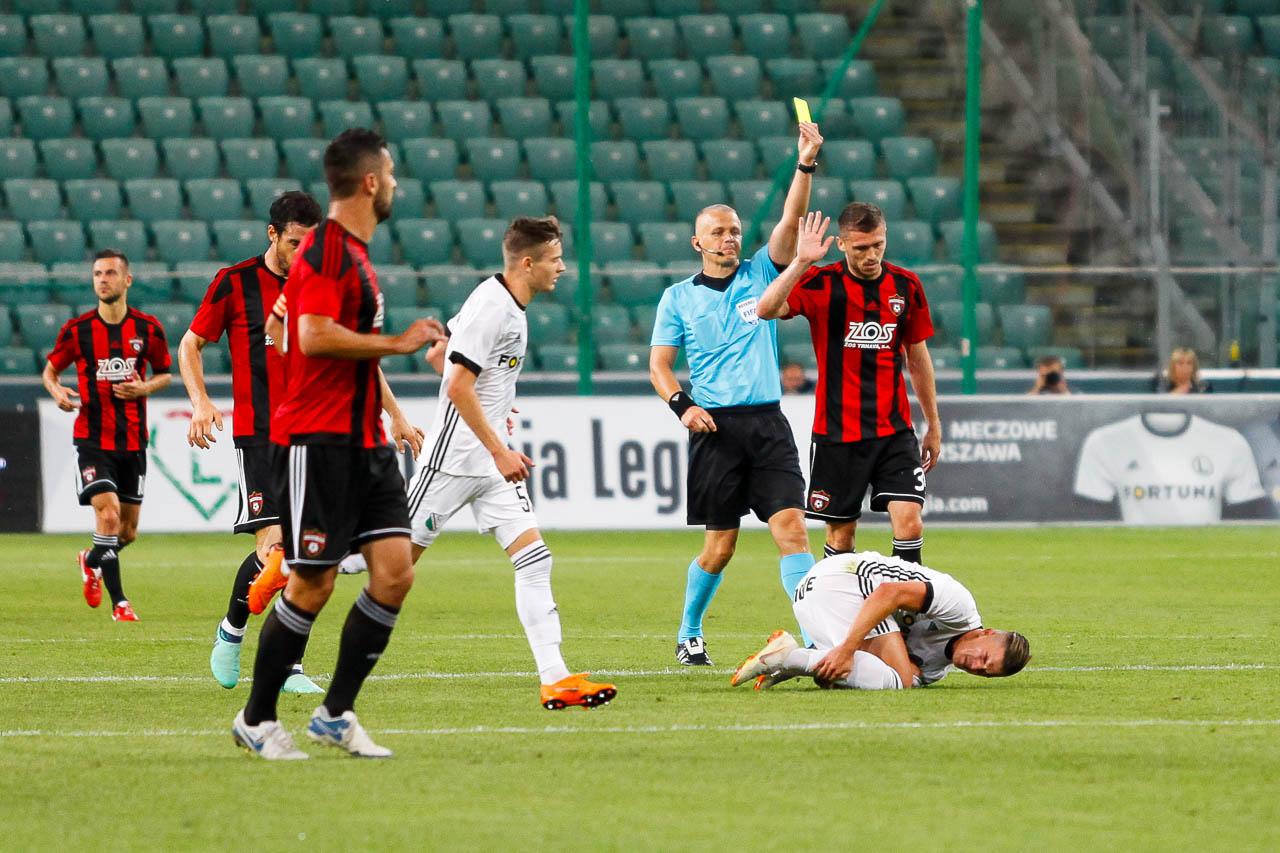 Legia Warszawa 0-2 Spartak Trnava - fot. Piotr Galas (zdjęcie 37 z 84)
