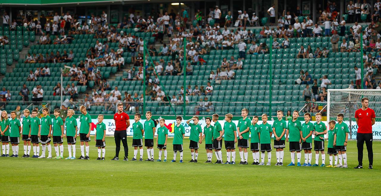 Legia Warszawa 0-2 Spartak Trnava - fot. Piotr Galas (zdjęcie 4 z 84)