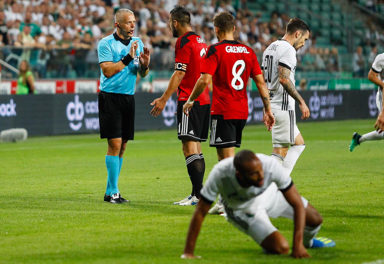 Legia Warszawa 0-2 Spartak Trnava - fot. Piotr Galas (zdjęcie 40 z 84)