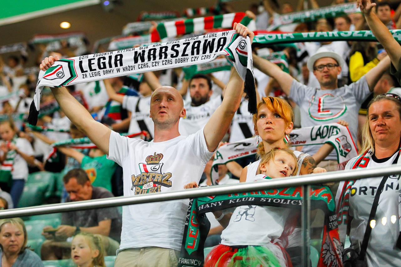 Legia Warszawa 0-2 Spartak Trnava - fot. Piotr Galas (zdjęcie 44 z 84)