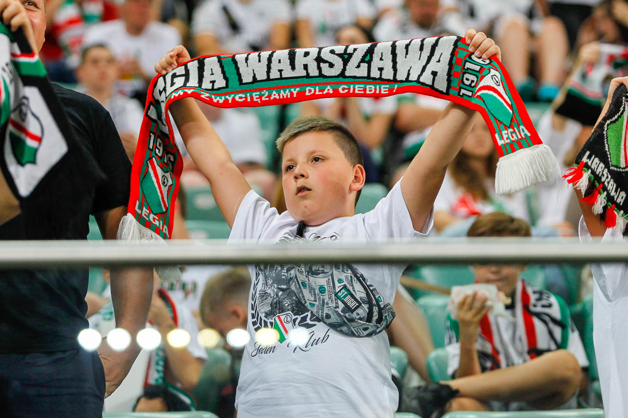 Legia Warszawa 0-2 Spartak Trnava - fot. Piotr Galas (zdjęcie 46 z 84)