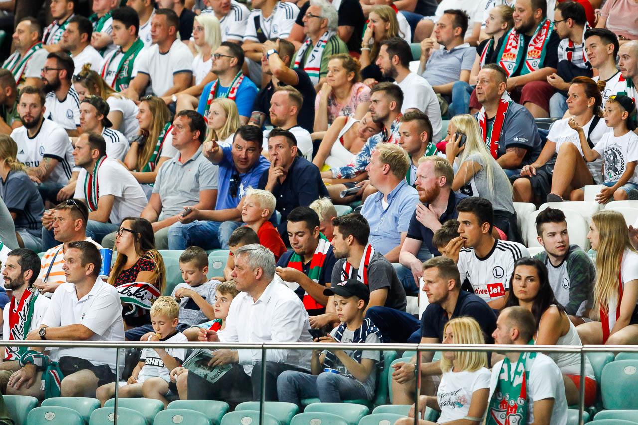 Legia Warszawa 0-2 Spartak Trnava - fot. Piotr Galas (zdjęcie 47 z 84)