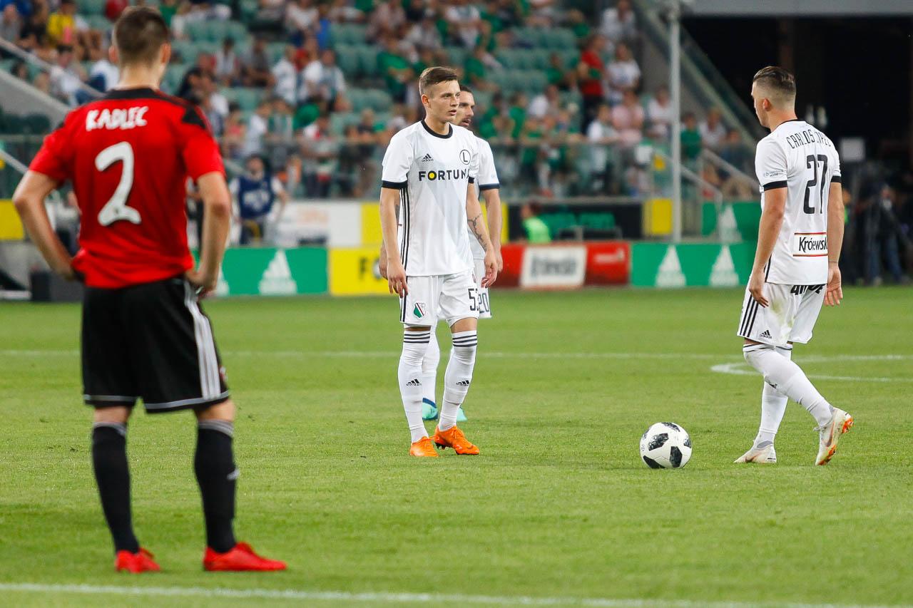 Legia Warszawa 0-2 Spartak Trnava - fot. Piotr Galas (zdjęcie 49 z 84)