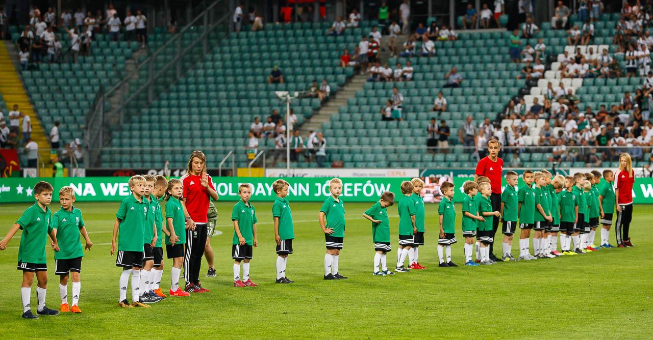 Legia Warszawa 0-2 Spartak Trnava - fot. Piotr Galas (zdjęcie 5 z 84)