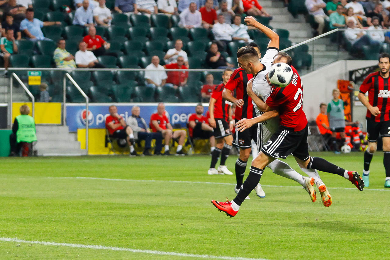 Legia Warszawa 0-2 Spartak Trnava - fot. Piotr Galas (zdjęcie 50 z 84)