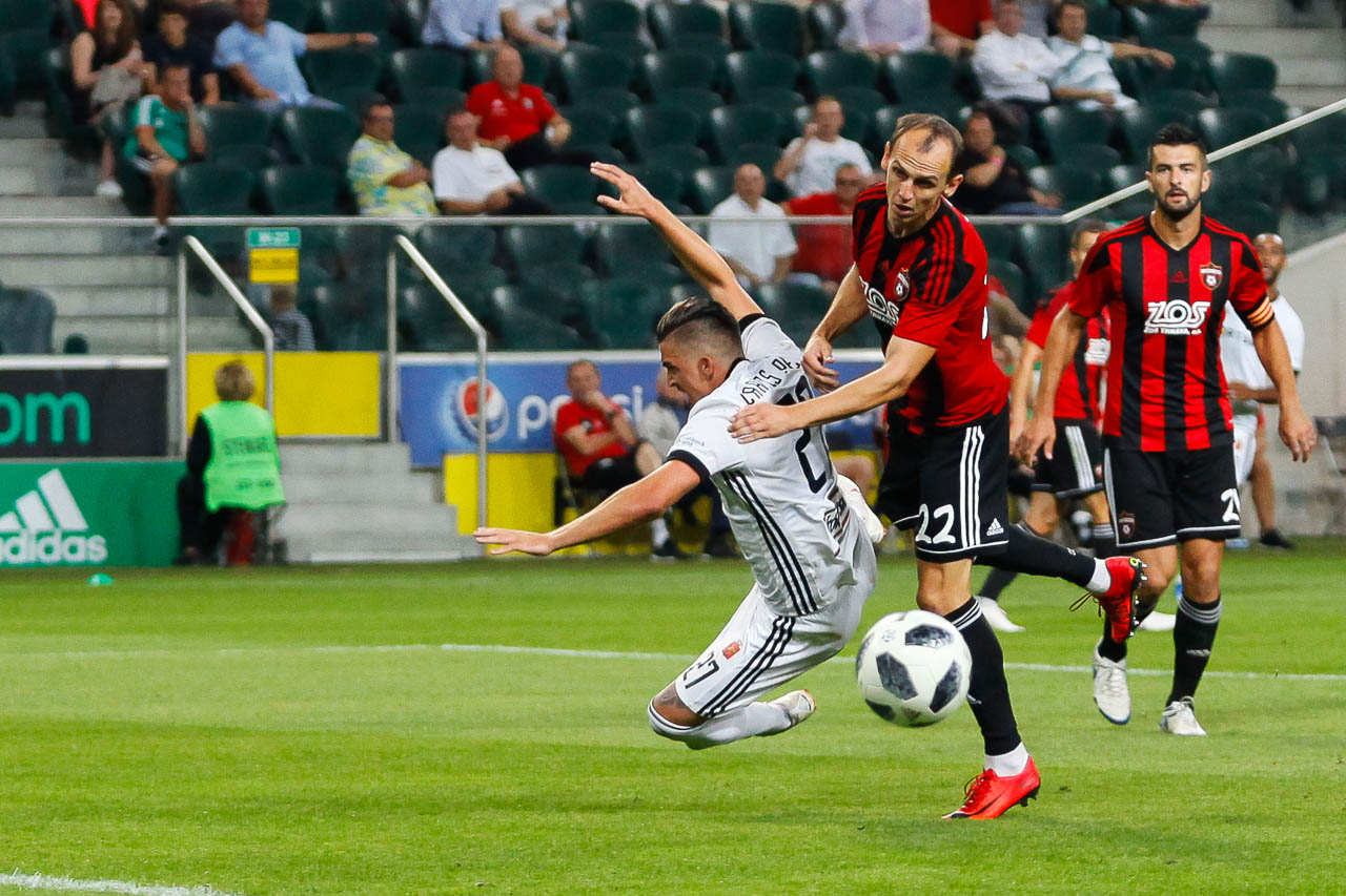 Legia Warszawa 0-2 Spartak Trnava - fot. Piotr Galas (zdjęcie 51 z 84)