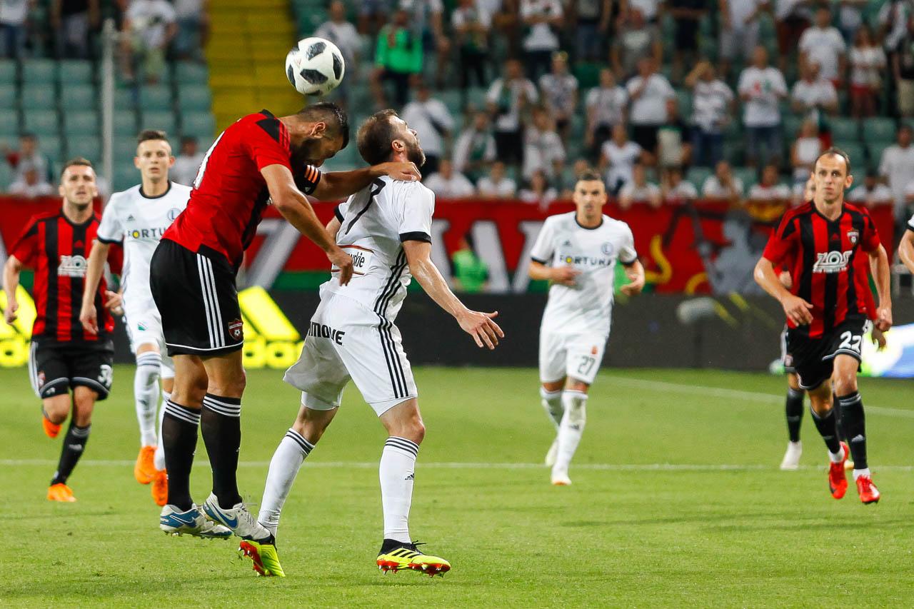 Legia Warszawa 0-2 Spartak Trnava - fot. Piotr Galas (zdjęcie 52 z 84)