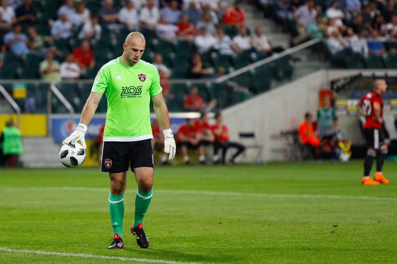 Legia Warszawa 0-2 Spartak Trnava - fot. Piotr Galas (zdjęcie 54 z 84)