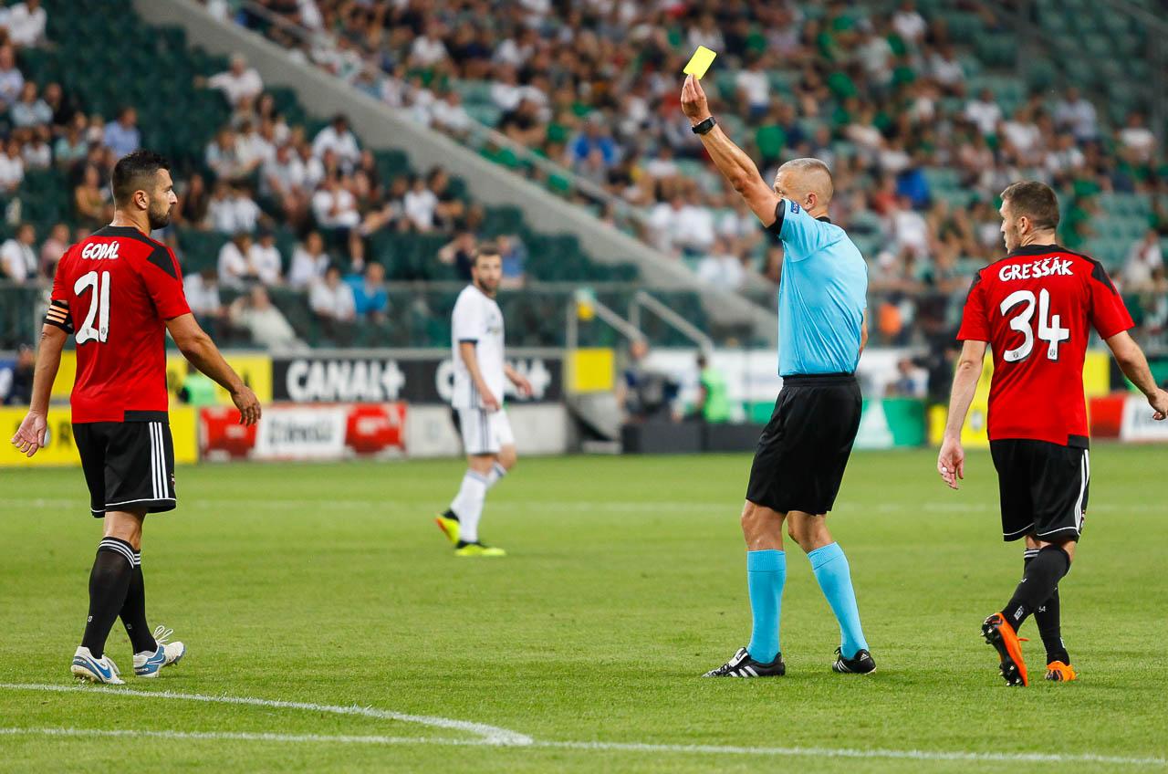 Legia Warszawa 0-2 Spartak Trnava - fot. Piotr Galas (zdjęcie 58 z 84)