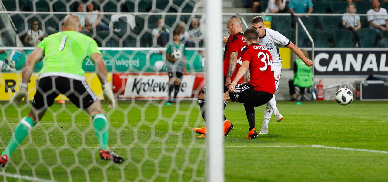 Legia Warszawa 0-2 Spartak Trnava - fot. Piotr Galas (zdjęcie 59 z 84)