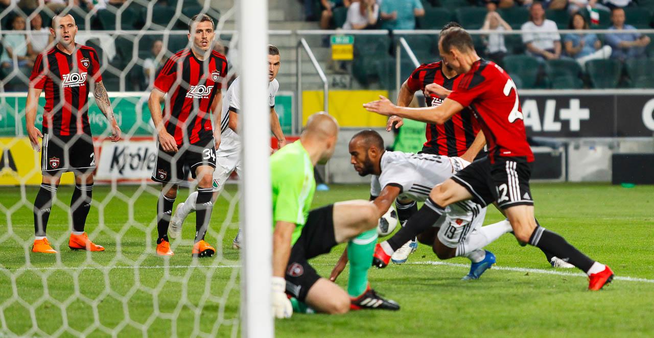 Legia Warszawa 0-2 Spartak Trnava - fot. Piotr Galas (zdjęcie 60 z 84)