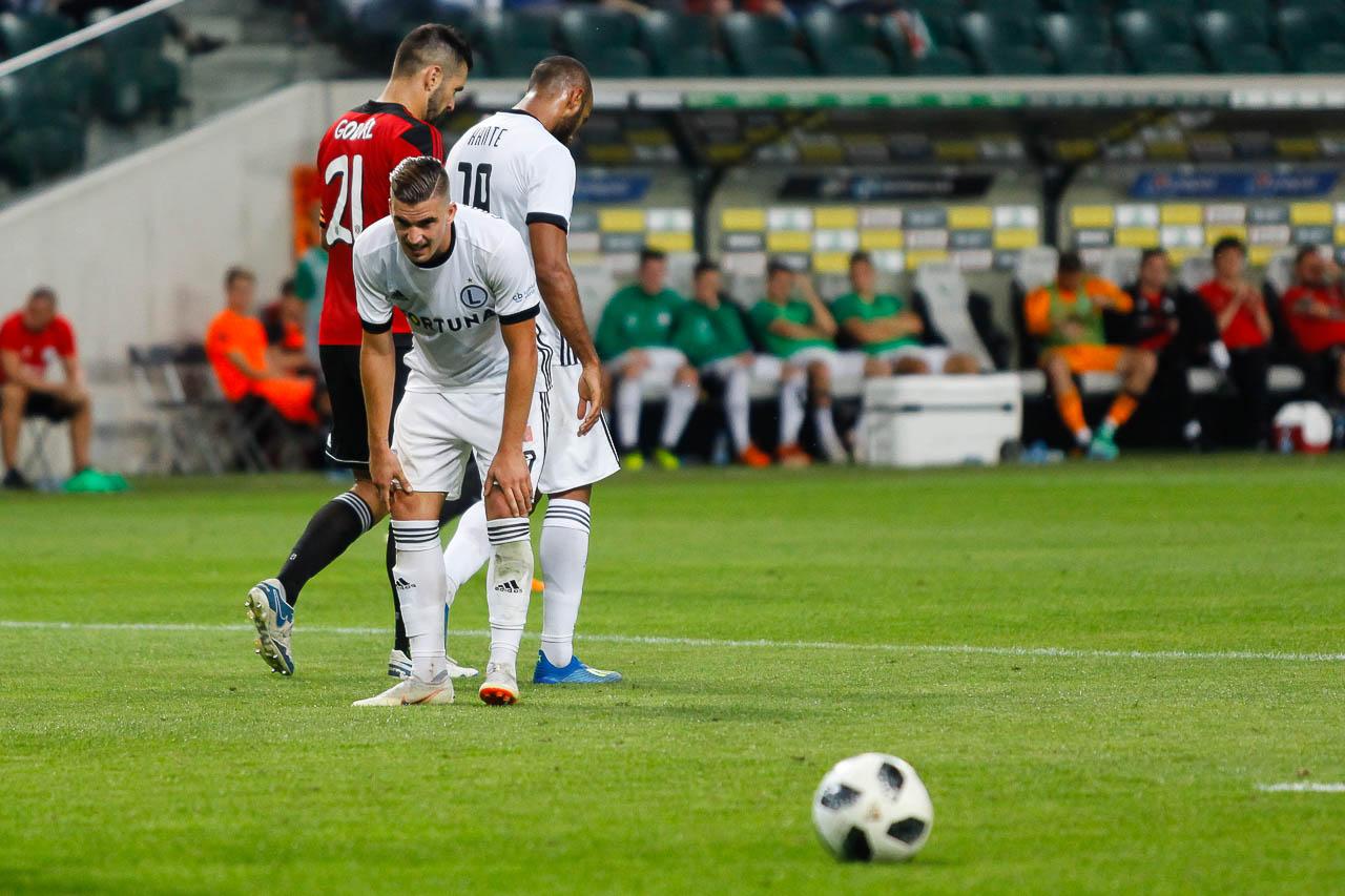 Legia Warszawa 0-2 Spartak Trnava - fot. Piotr Galas (zdjęcie 62 z 84)
