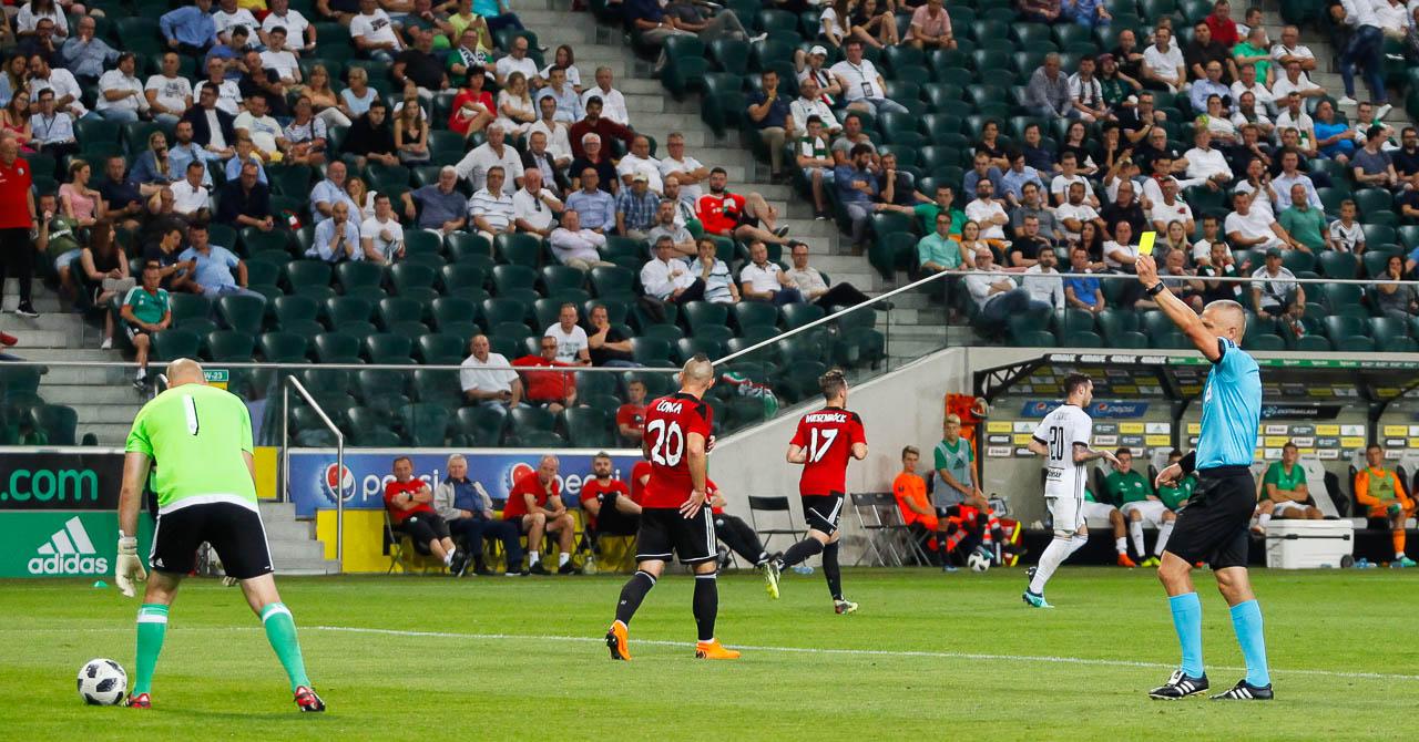 Legia Warszawa 0-2 Spartak Trnava - fot. Piotr Galas (zdjęcie 64 z 84)