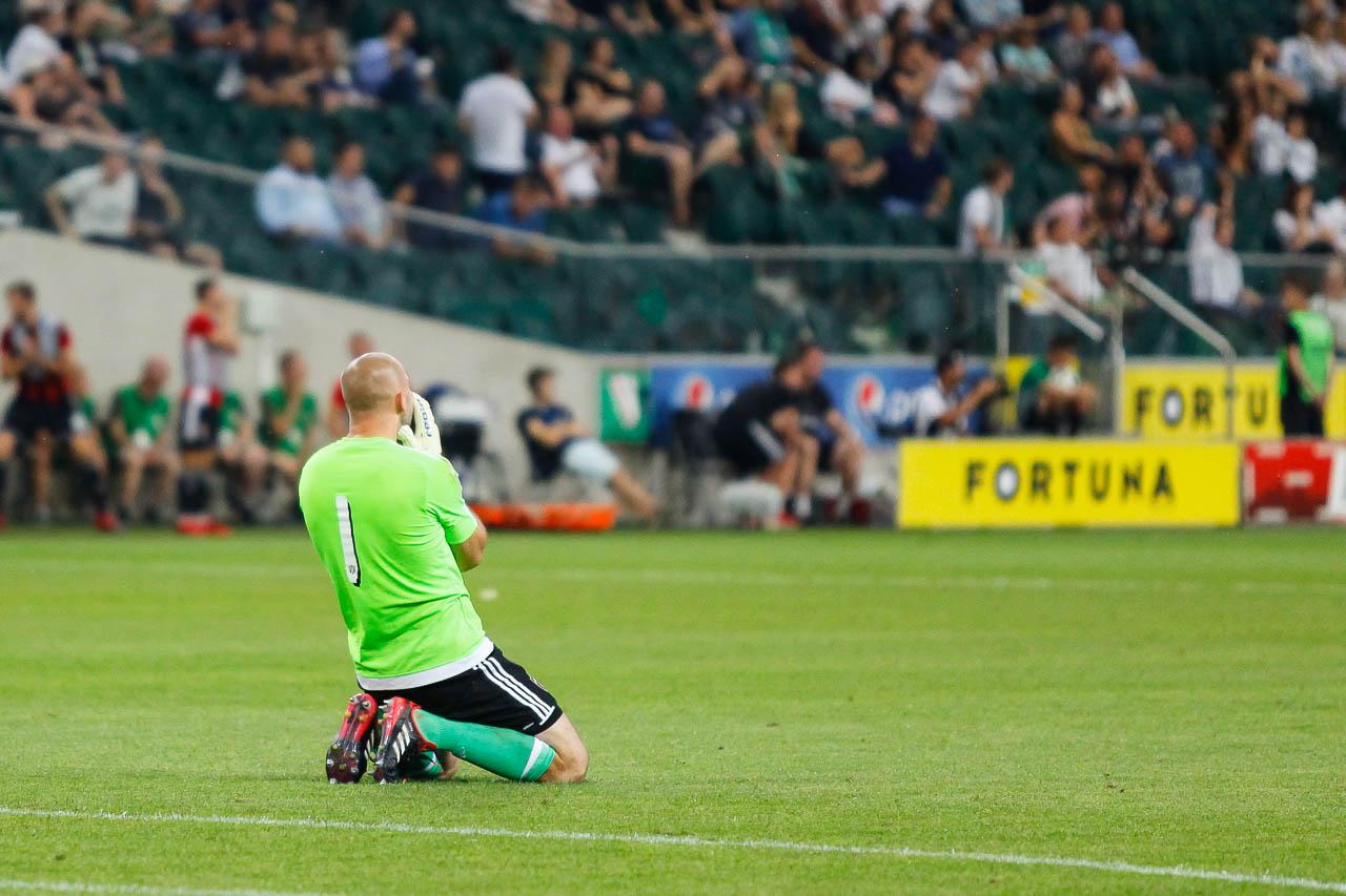 Legia Warszawa 0-2 Spartak Trnava - fot. Piotr Galas (zdjęcie 65 z 84)