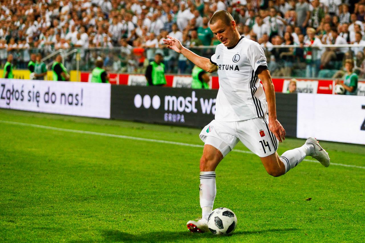 Legia Warszawa 0-2 Spartak Trnava - fot. Piotr Galas (zdjęcie 66 z 84)