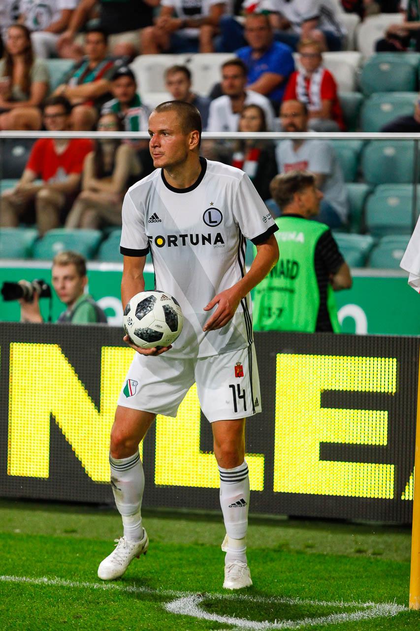 Legia Warszawa 0-2 Spartak Trnava - fot. Piotr Galas (zdjęcie 67 z 84)