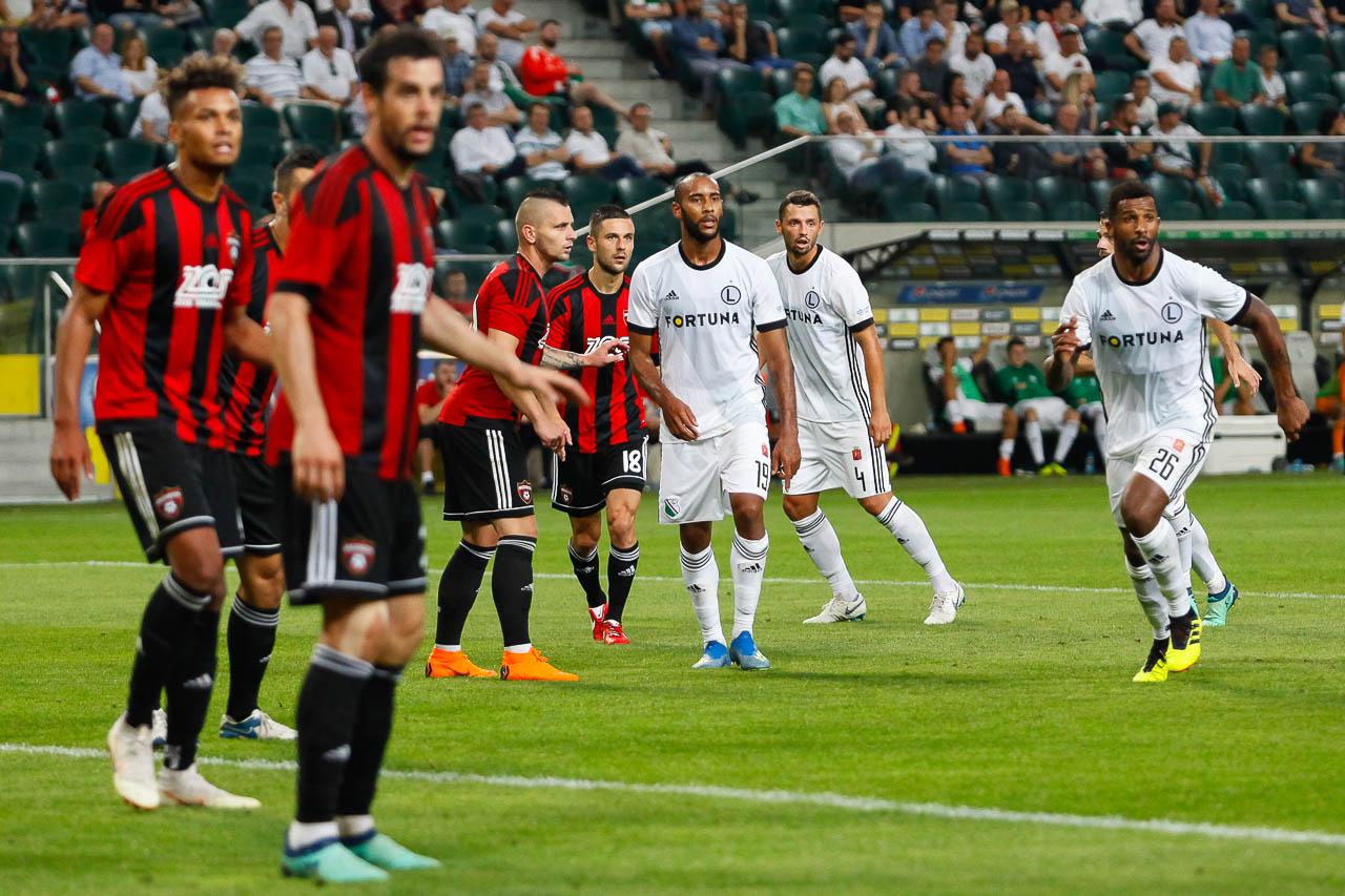 Legia Warszawa 0-2 Spartak Trnava - fot. Piotr Galas (zdjęcie 68 z 84)