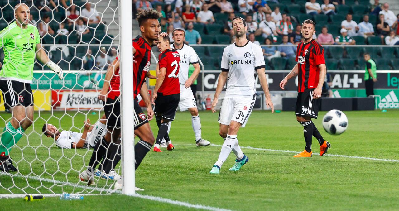 Legia Warszawa 0-2 Spartak Trnava - fot. Piotr Galas (zdjęcie 69 z 84)